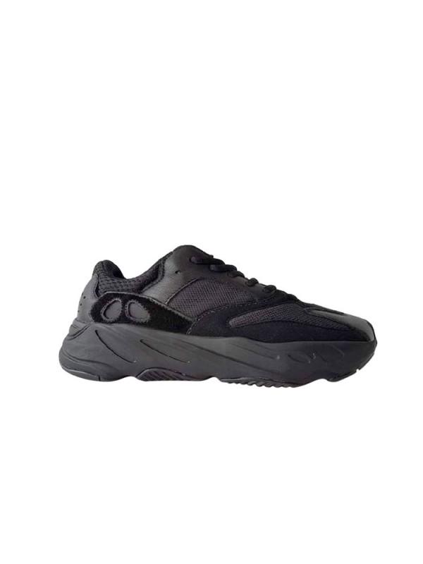 UA Yeezy 700 Triple Black Online