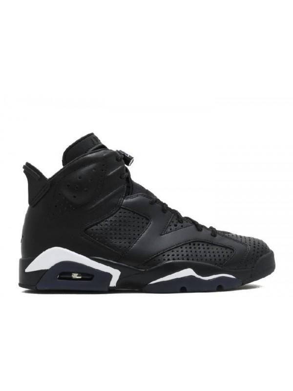 UA Air Jordan 6 Retro Black Cat
