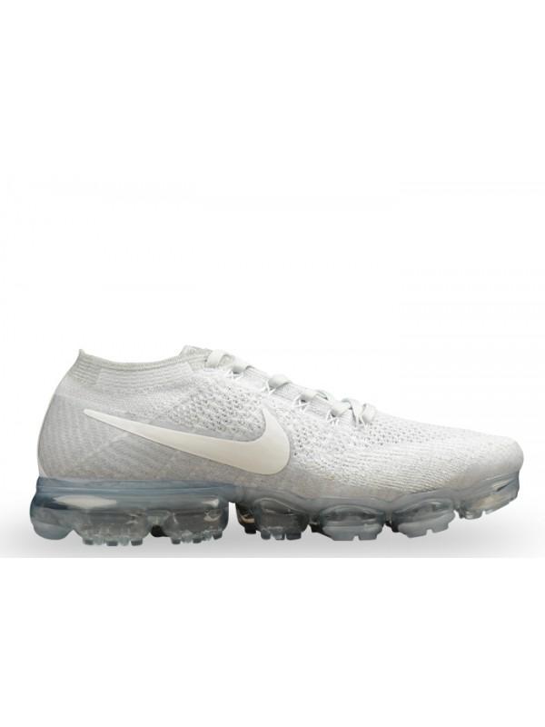 UA Nike Air Vapormax Flyknit Pure Platinum for Sale