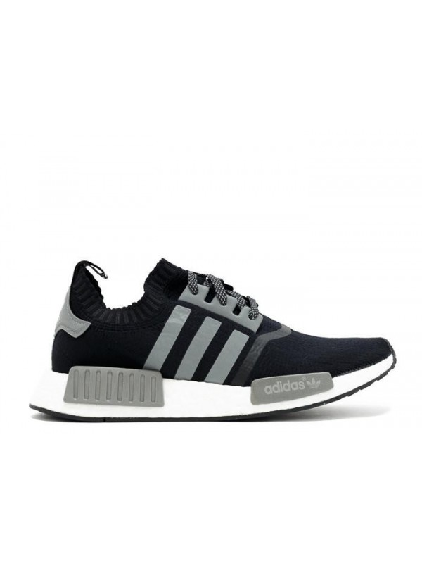 NMD R1 PK KEY TO THE CITY BLACK SNEAKER