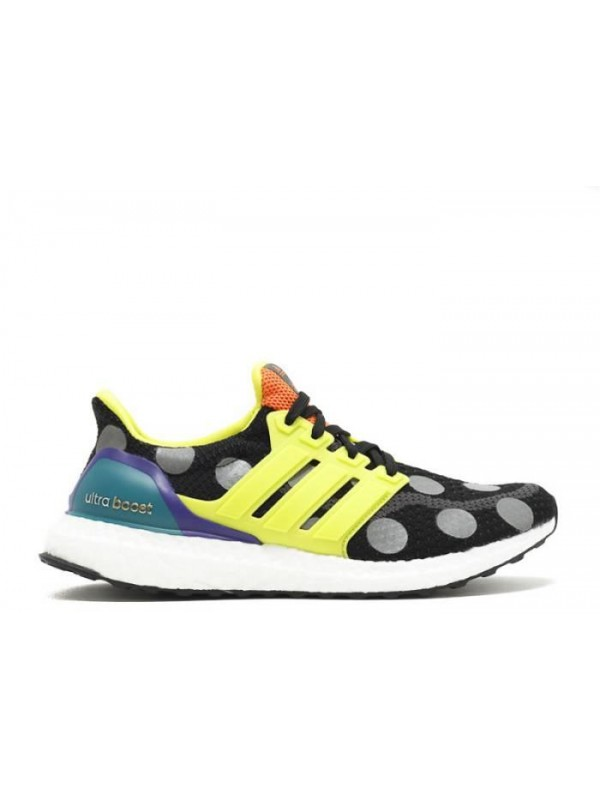 Cheap Ultra Boost Kolor Black Reflective Multi Color