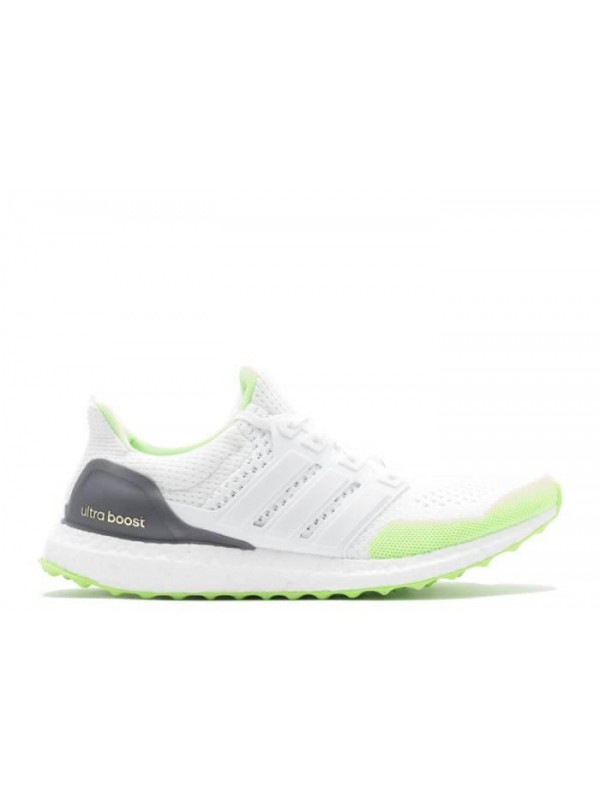 Cheap Ultra Boost Kolor Solar Green White