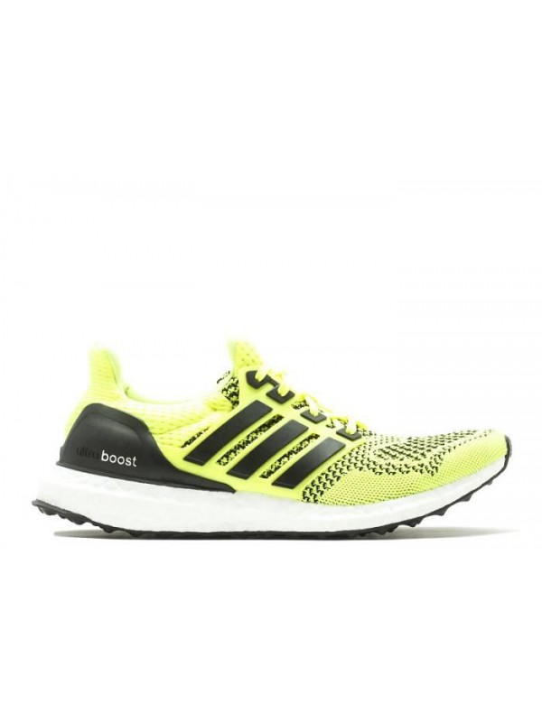 Cheap Ultra Boost M Solar Yellow Core Black