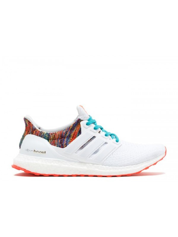Cheap Ultra Boost 2.0 Multicolor White