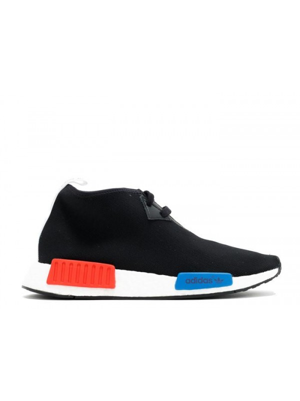 Cheap NMD C1 Blue Black Red Sneaker Shoes