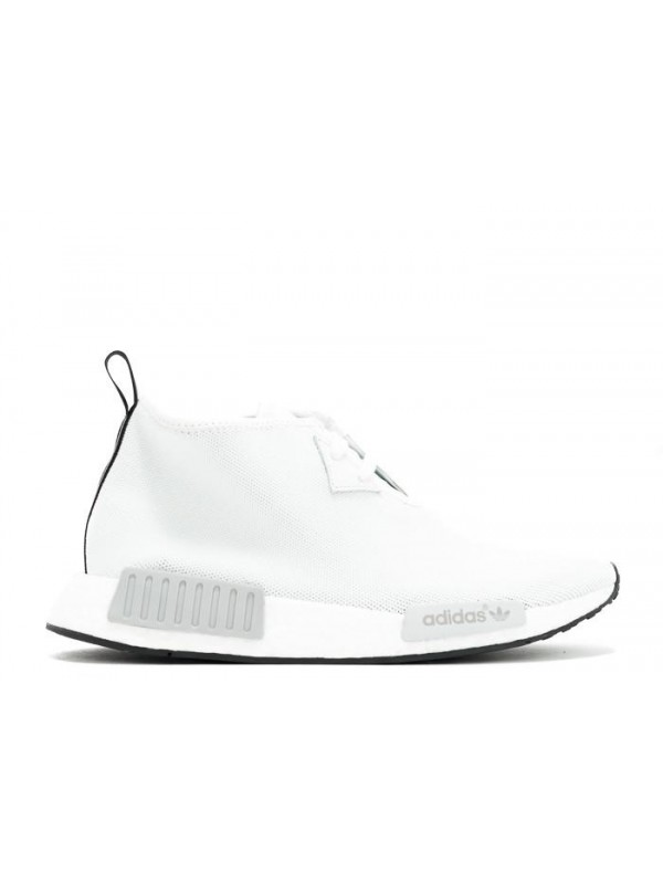 Cheap NMD C1 White Grey Sneakers