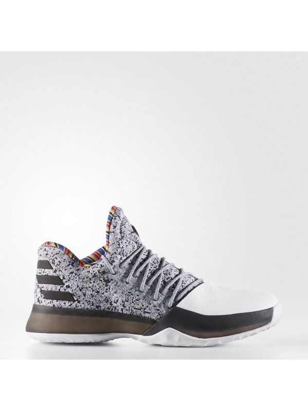 UA ADIDAS HARDEN VOL. 1 ARTHUR ASHE BLACK HISTORY MONTH SHOES for Sale