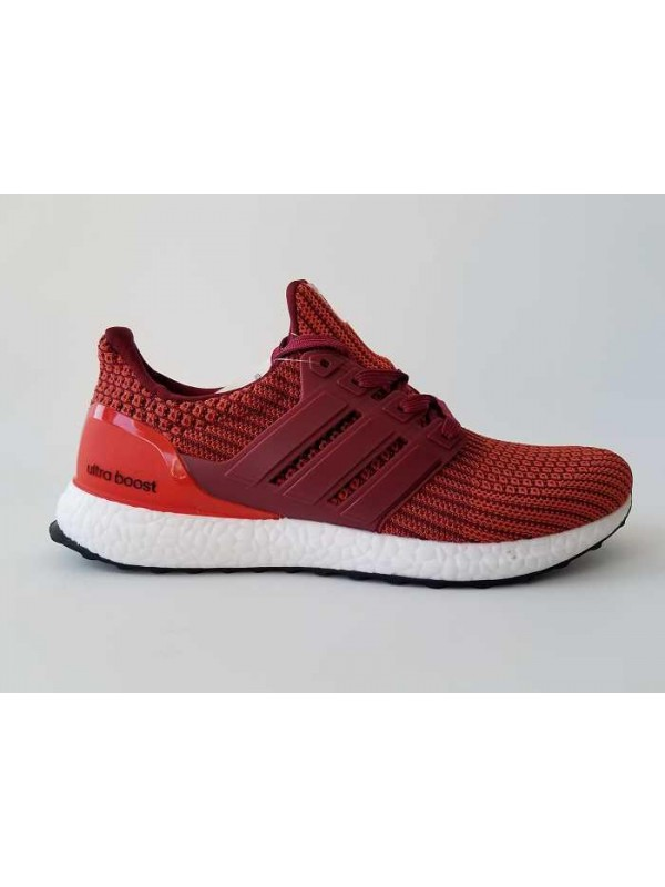 UA Ultra Boost 4.0 Online Red