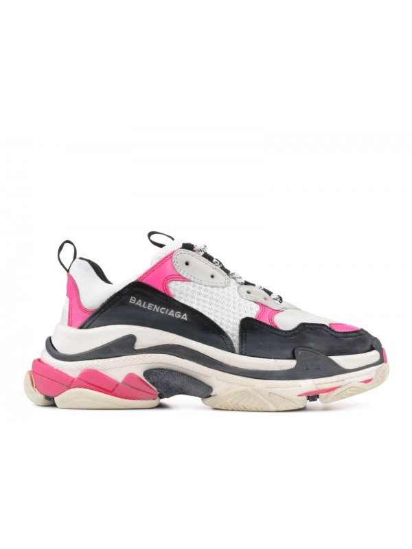 UA Paris Triple S Pink for Sale