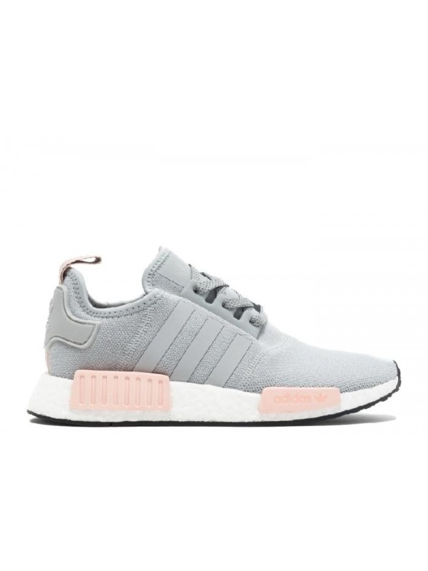 UA NMD R1 W Clear Onix Light Onix Vapour Pink