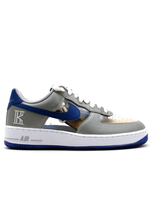 """UA Nike Air FOrce 1 CMFT Signature QS """"Kyrie Irving"""" Game Royal for Sale"""