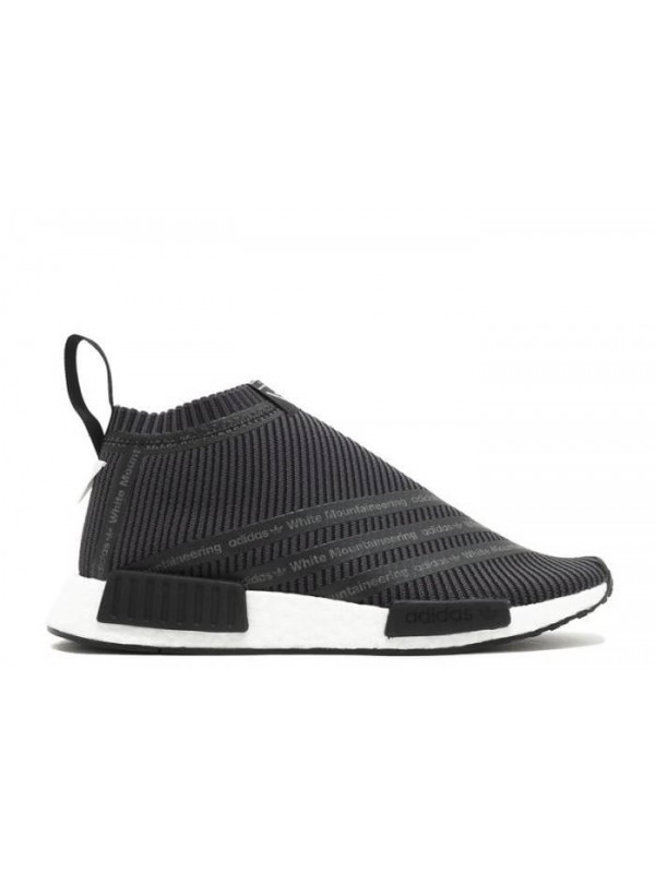 Cheap NMD City Sock White Mountaineering