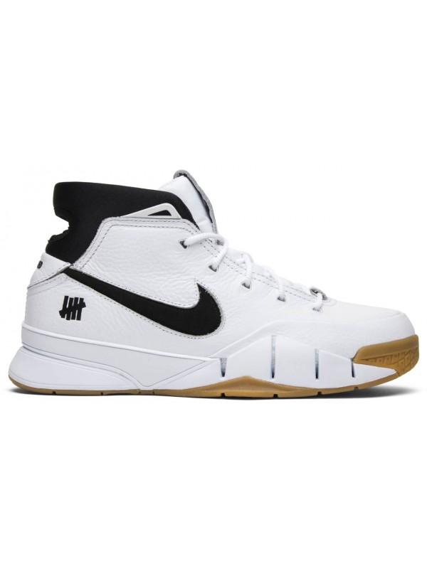 UA Nike Kobe 1 Protro Undefeated White