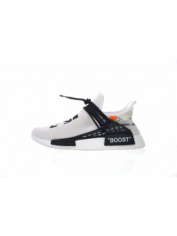 UA OFF-WHITE x Pharrell x adidas NMD Hu Race Trail