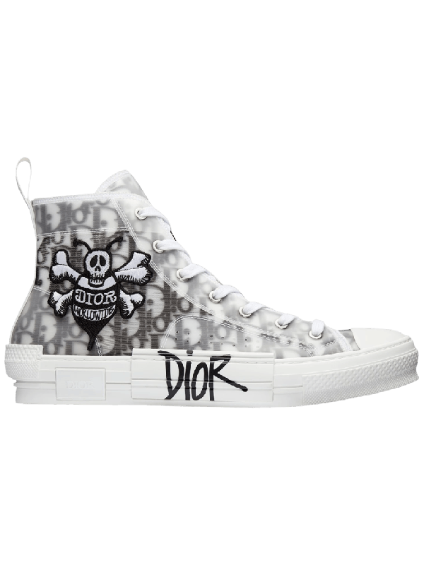 UA 1ior And Shawn B23 High Top Bee Embroidery