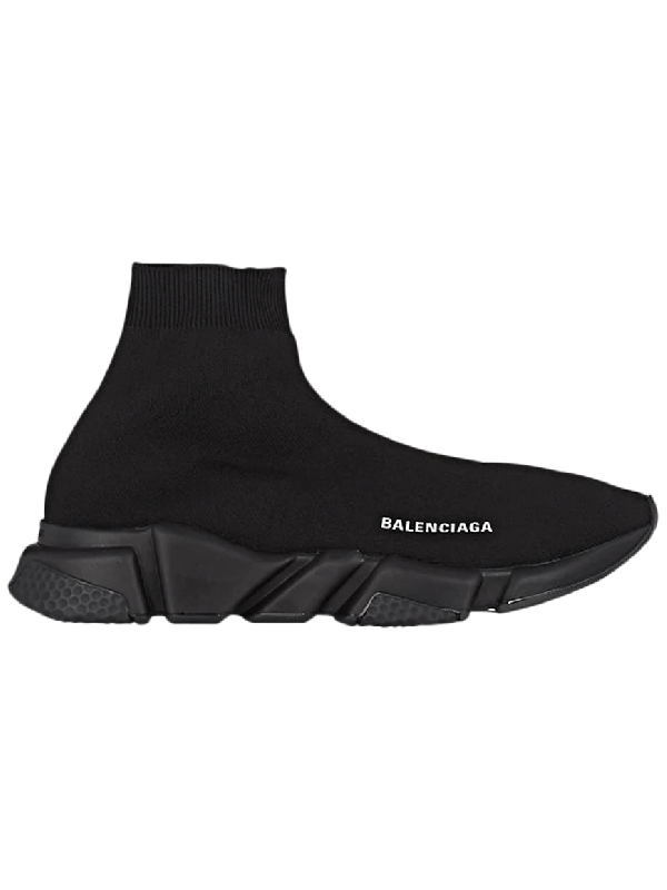 UA Balenciaga Speed Trainer Black