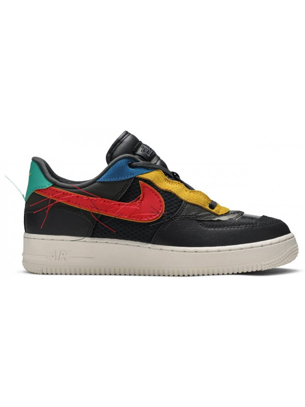UA Nike Air Force 1 Low BHM (2020)