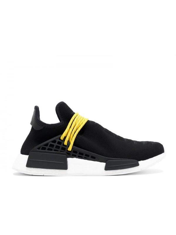 "UA Adidas PW Human Race NMD ""Pharrell"" Black Color"