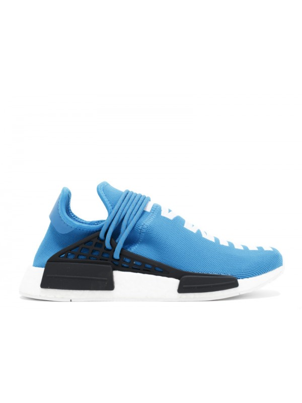 "UA Adidas PW Human Race NMD ""Pharrell"" Blue Color"
