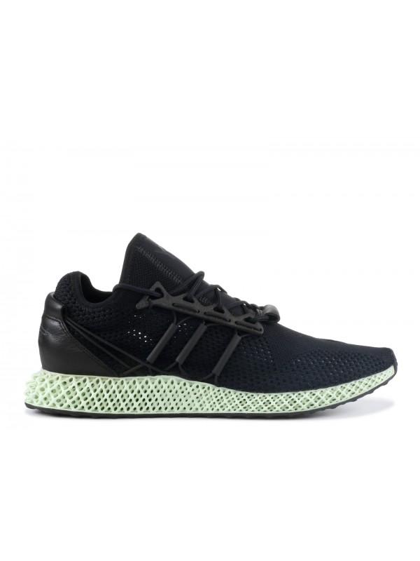 UA Adidas Y-3 Runner 4D II Black