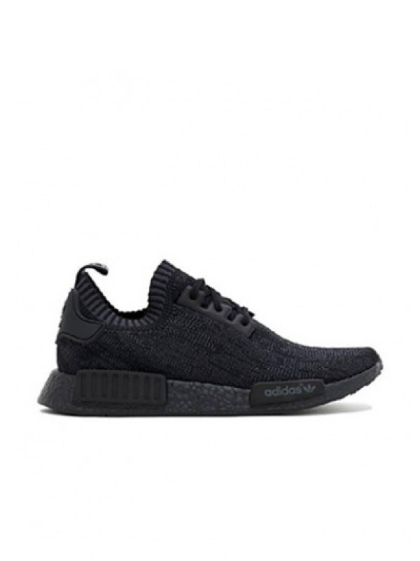 UA Adidas NMD Pitch Black