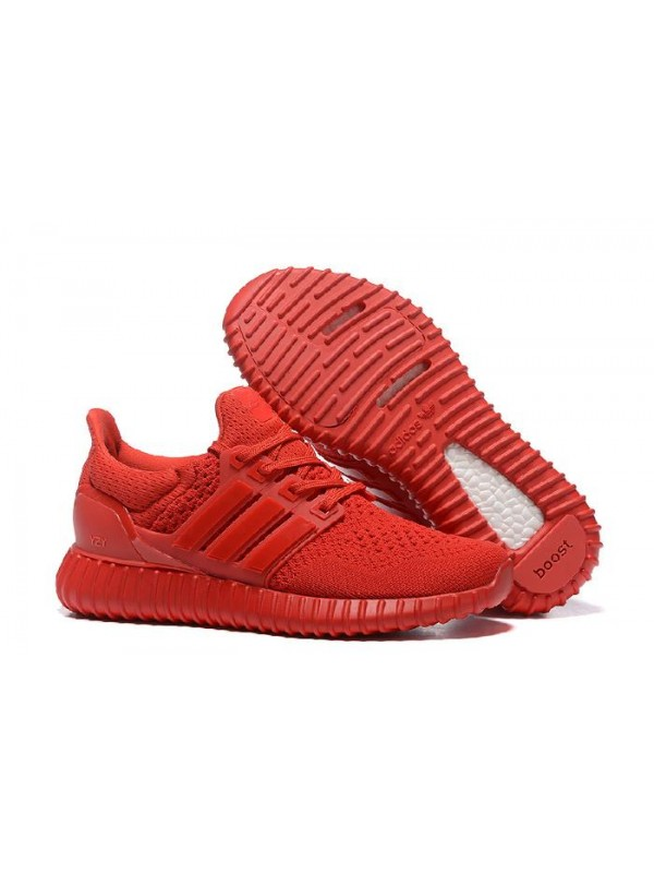 Yeezy Ultra Boost Red