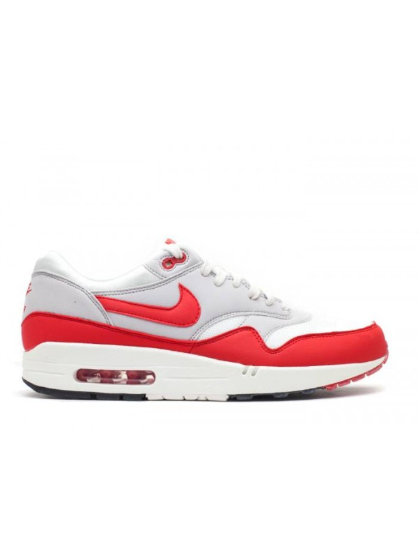 Cheap Air Max 1 Black Gray Red Shoes