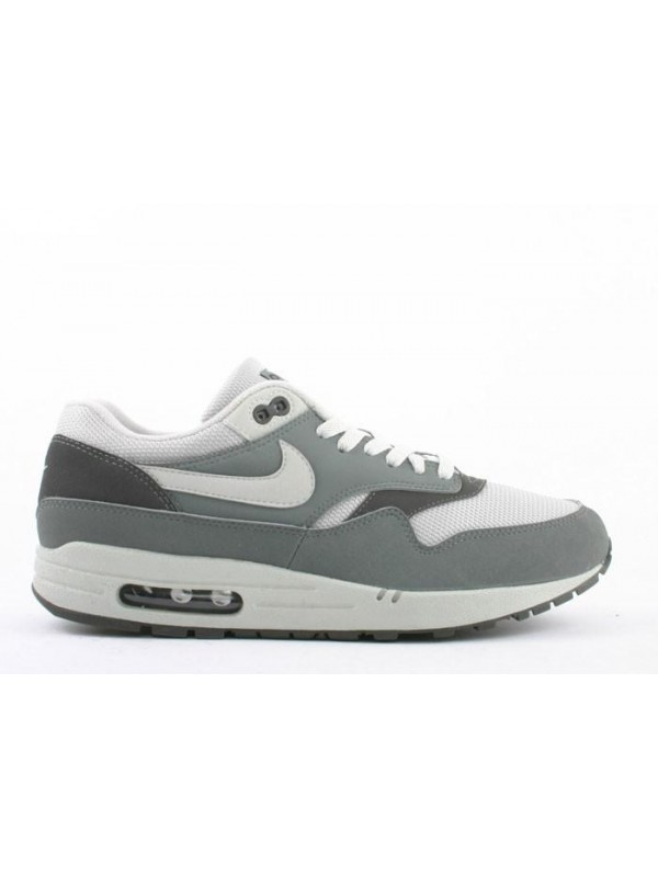 New Air Max 1 Grey Balck One Sneakers Shoes
