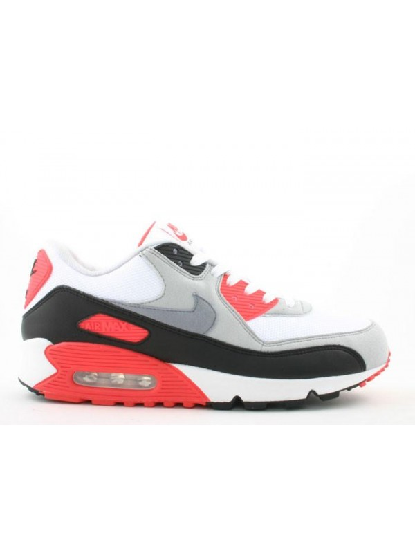 Air Max 90 Gray Black Pink Sneakers 2008 Release Shoes