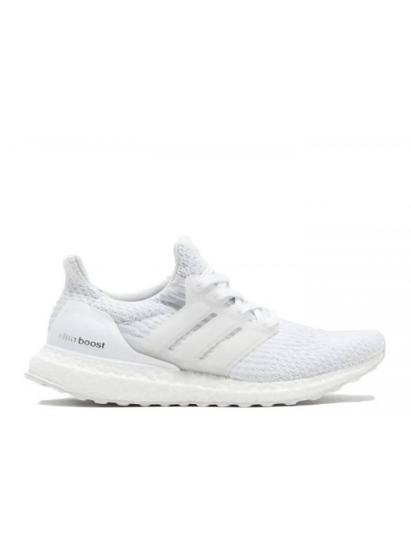 UA Ultra Boost 3.0 Triple White