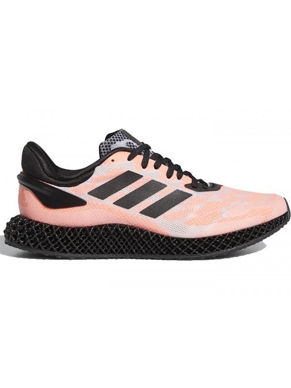 UA Adidas 4D Run 1.0 Signal Coral
