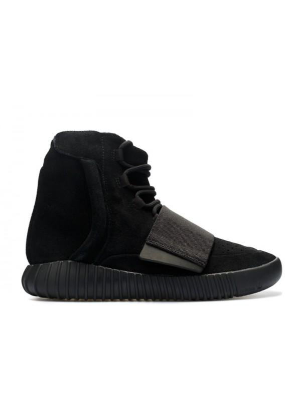 UA Yeezy Boost 750 Black