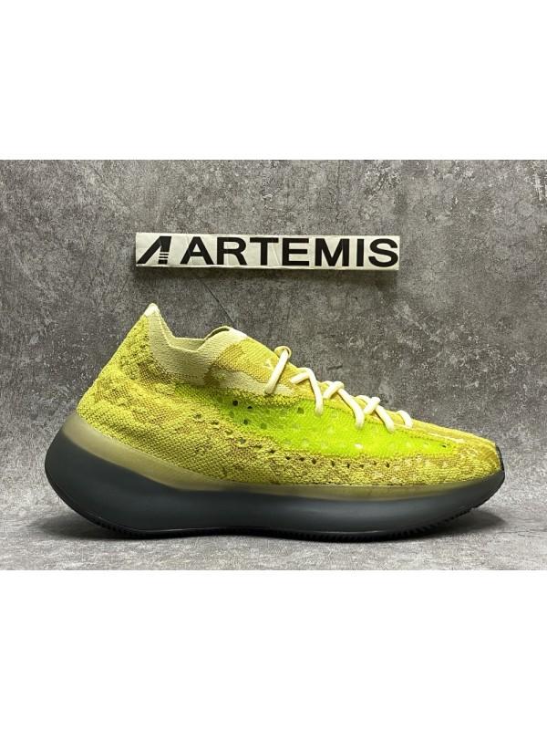 UA Adidas Yeezy Boost 380 Hylte Glow