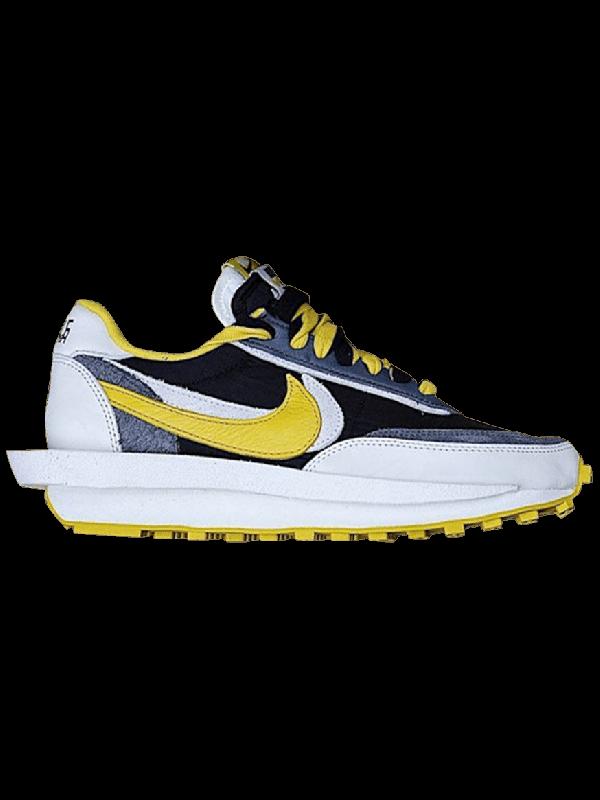 UA Nike Sacai x Undercover x LDWaffle Bright Citro