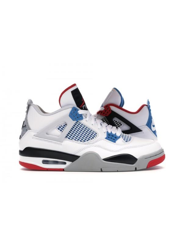 UA Air Jordan 4 Retro What The