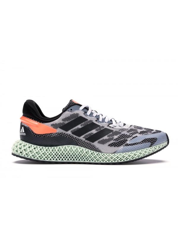 UA Adidas Performance 4D Run 1.0 Footwear White