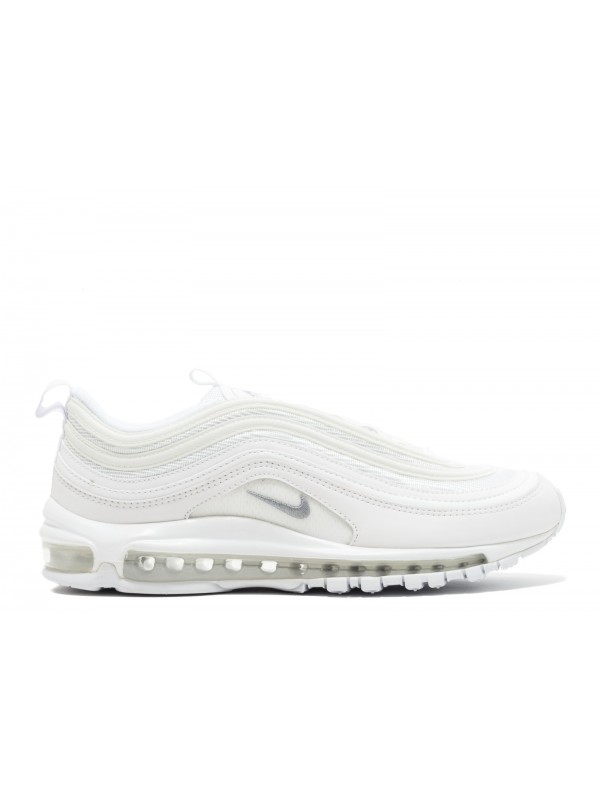 "UA Nike Air Max 97 ""Triple White"" for Sale"