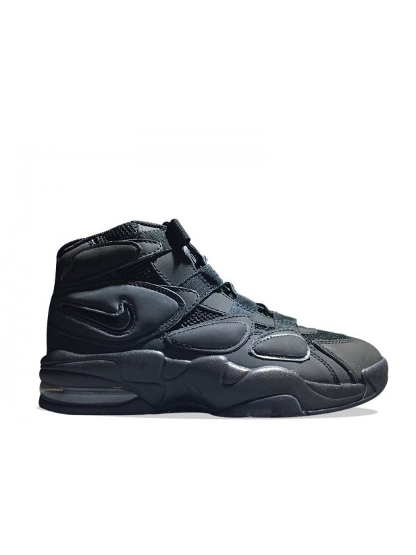 UA NIke Air Max 2 Uptempo QS All Black for Sale