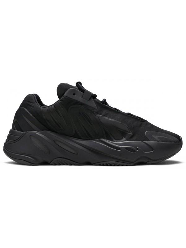 UA Adidas Yeezy Boost 700 MNVN Triple Black
