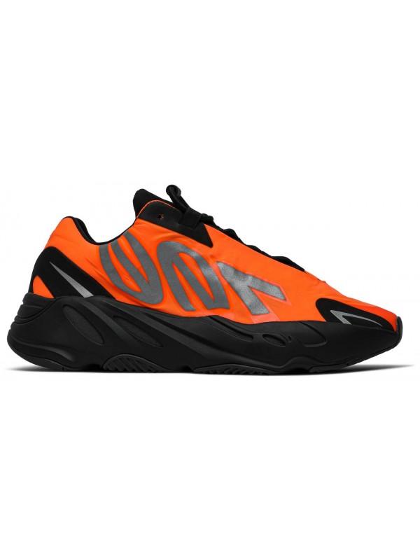 UA Adidas Yeezy Boost 700 MNVN Orange