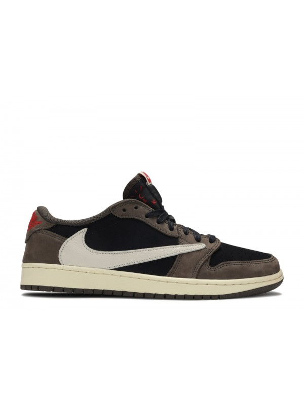 UA Air Jordan 1 Retro Low Travis Scott