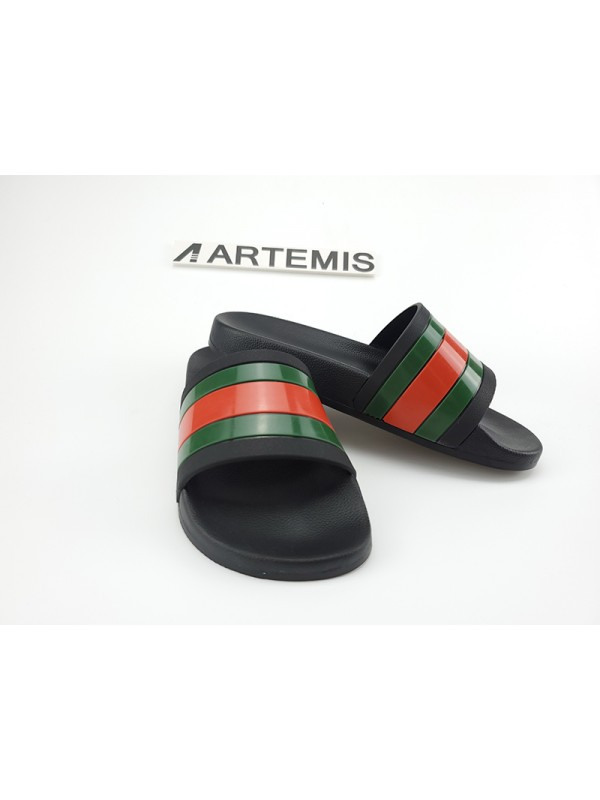 UA Gucci rubber slide sandal FOR SALE