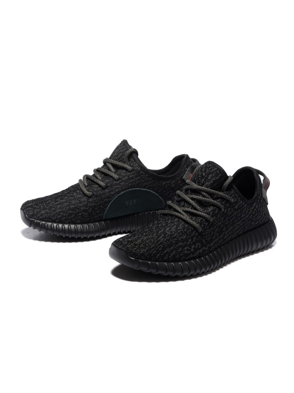 "UA Yeezy Boost 350 ""Pirate Black"""