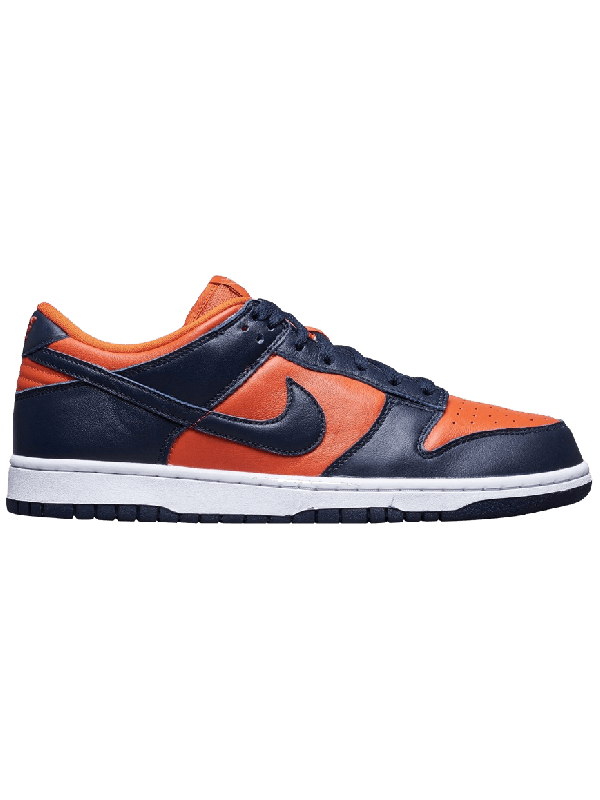 UA Nike Dunk Low SP Champ Colors University Orange Marine (2020)