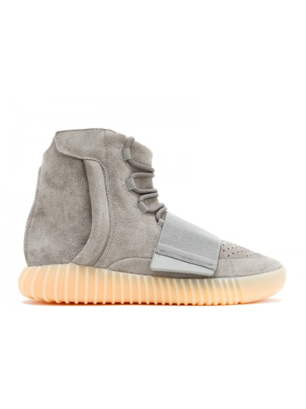 UA Yeezy Boost 750 Light Grey Gum