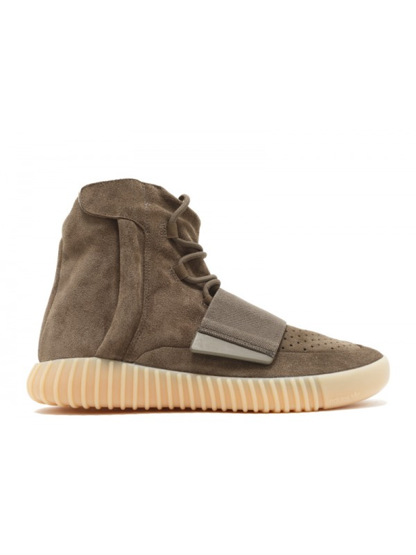 UA Yeezy Boost 750 Brown Gum
