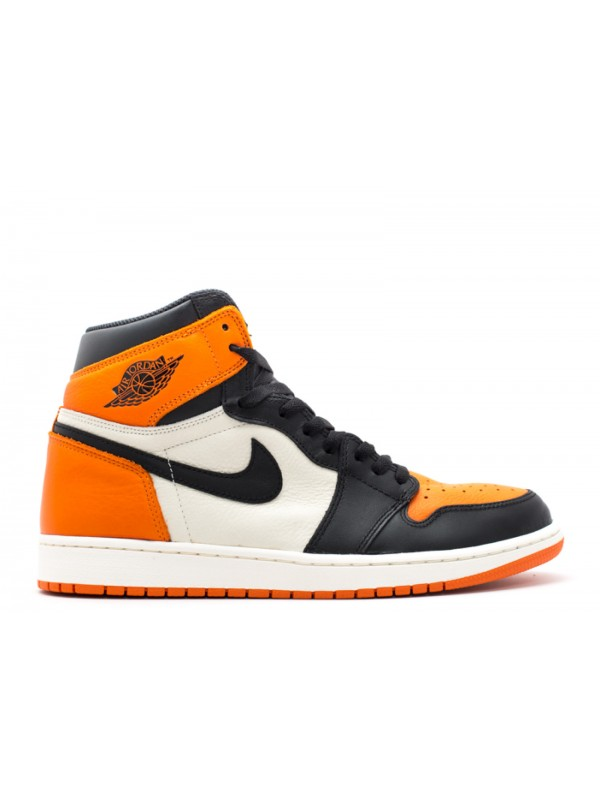 "UA AIR JORDAN 1 RETRO HIGH OG ""SHATTERED BACKBOARD"""