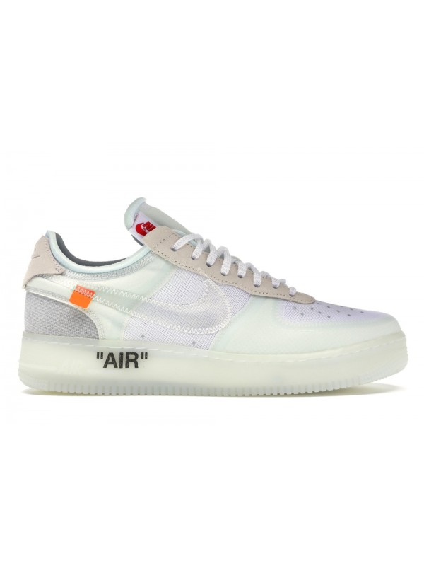 UA Nike Air Force 1 Low Off-White